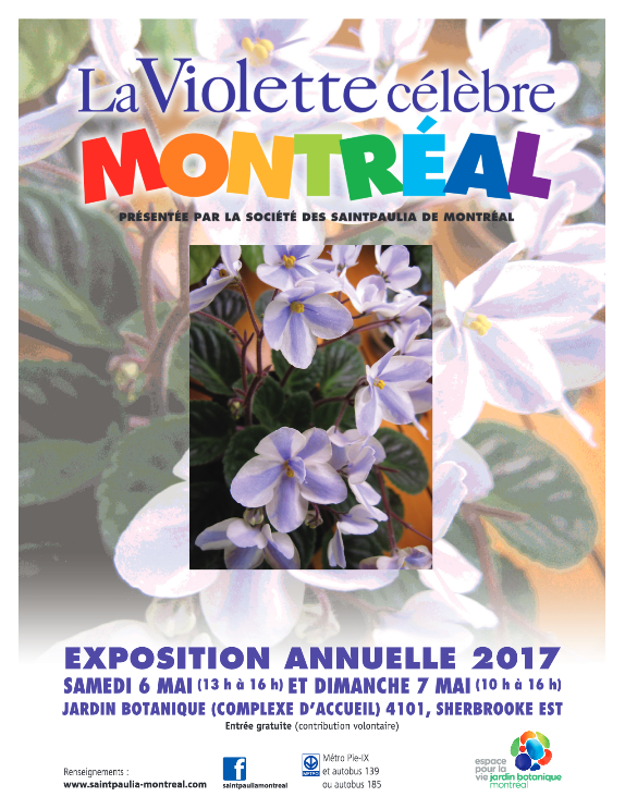Affiche expo 2017